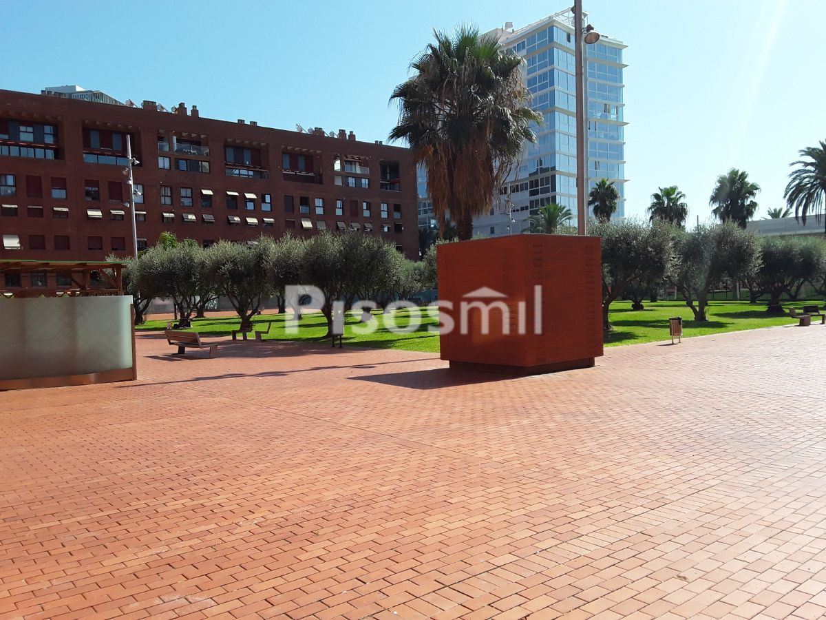 Obra Nueva en Venta Barcelona Sant Marti Diagonal Mar